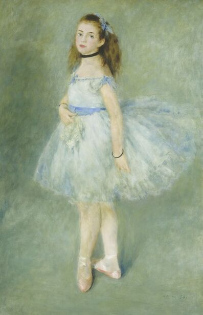 Pierre-Auguste Renoir, 'The Dancer', 1874