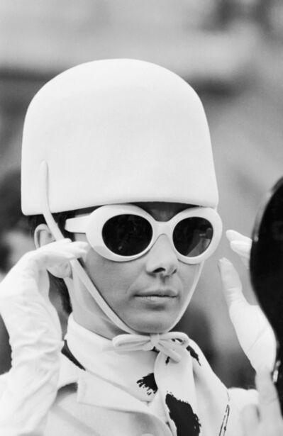 Terry O'Neill, 'Hepburn's Hat', 1966