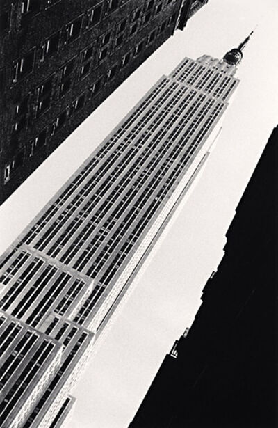 Michael Kenna, 'Empire State Building, Study 1, New York City', 1987