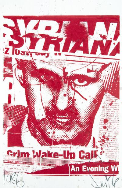 FAILE, 'War Profiteers: Syriana', 2006