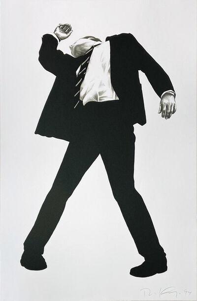 Robert Longo, 'Rick', 1994
