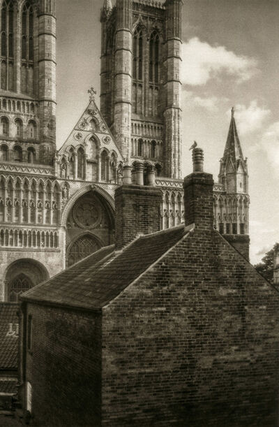 Dick Arentz, 'Lincoln Cathedral 1, England', 2018