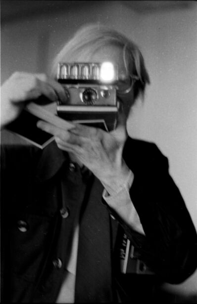 Anton Perich, 'Warhol, polaroid', 1971