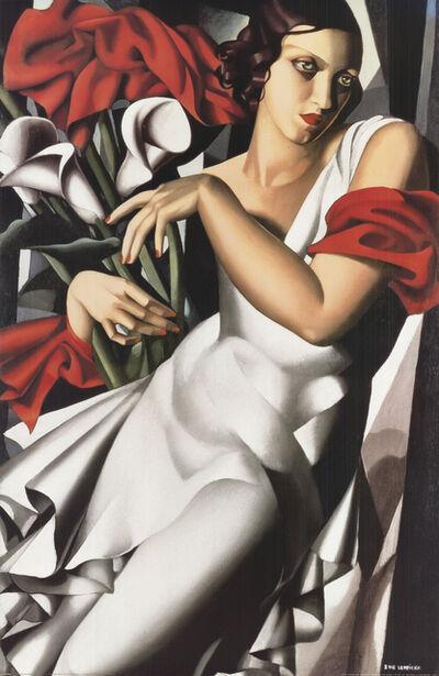 Tamara de Lempicka, 'Portrait de Madame P.', 2001