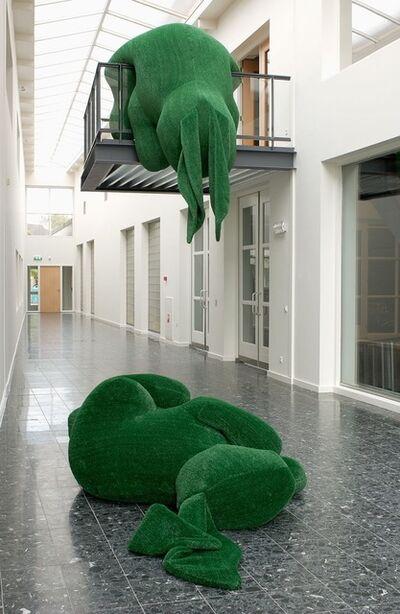 Marjolijn Mandersloot, 'Grasduinen', 2004