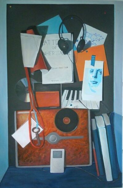 Stacey Cushner, 'Thinking Musically (all about Ben) ', 2010