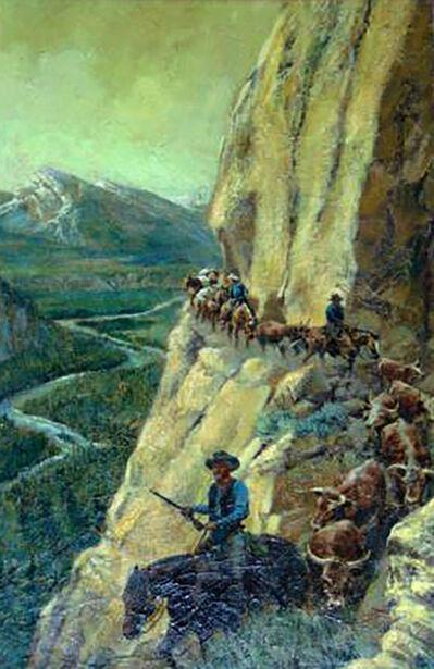 Thomas Beecham, 'Mountain Range', 20th Century