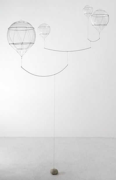 Tomás Saraceno, 'Calder Upside Down 29/20.5/15.5/12.5', 2017
