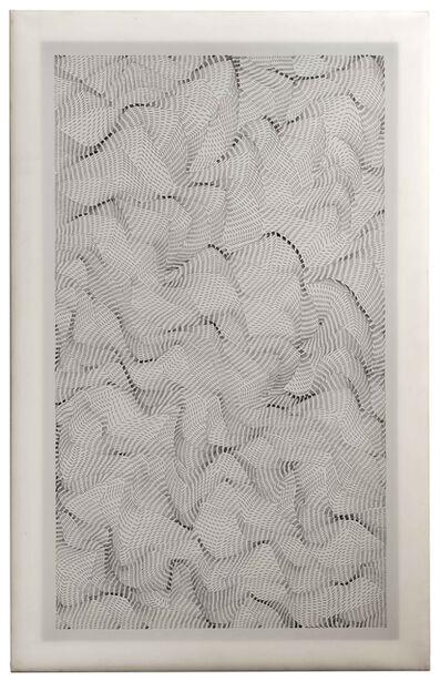 Dadamaino, 'Il movimento delle cose', 1994