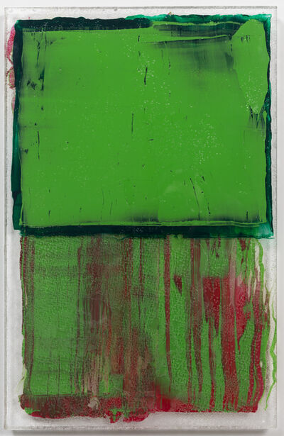 Park Byung-Hoon, 'Emerald Transference', 2016