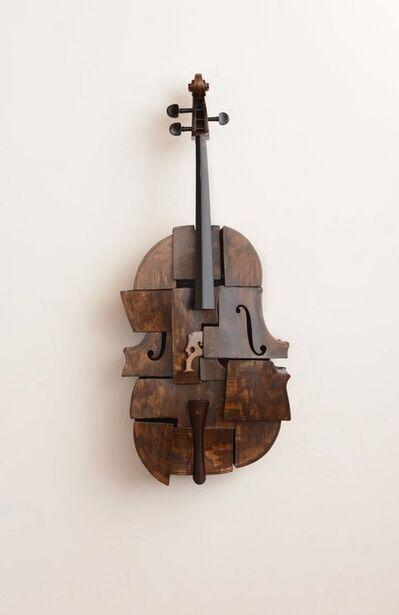 Koji Takei, 'Cello 2', 2013