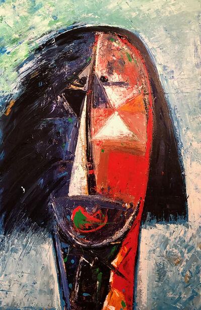 Vladimir Cora, 'Cabeza', 2000
