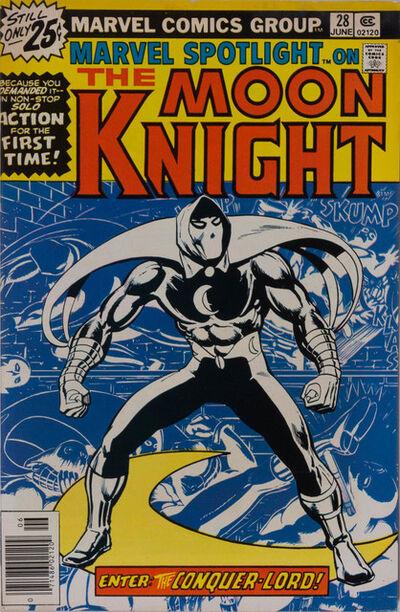 Unknown, 'Marvel Spotlight #28', 1971