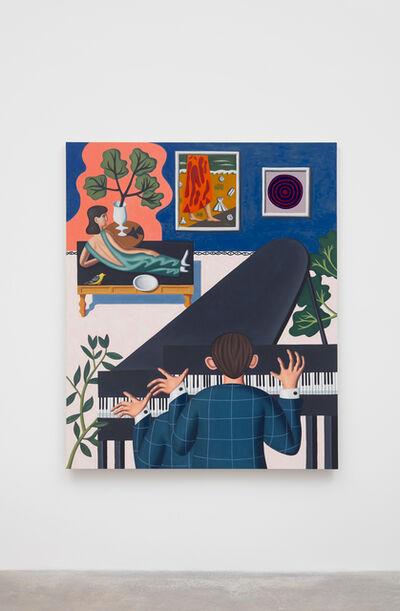 Jonathan Gardner, 'Two Tone', 2018