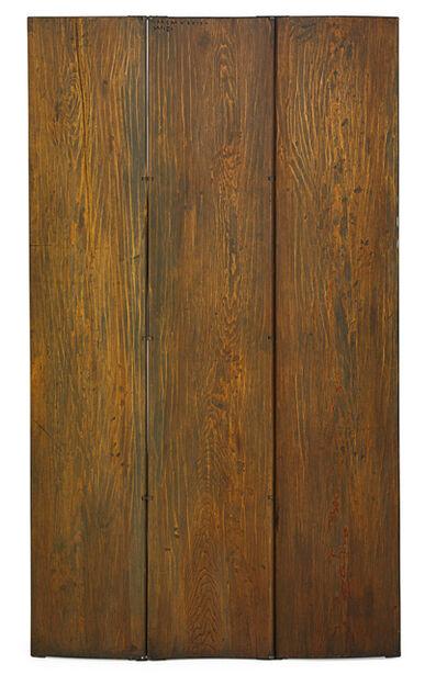 Wharton Esherick, 'Three-panel room divider', 1939