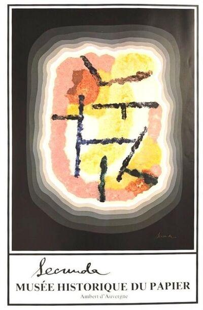 Arthur Secunda, 'Mus'ee Historique du Papier, Ambert D'Auvergne', 1982