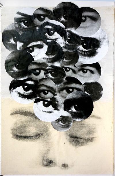 Ulrike Michaelis, 'watching you (Presse - watching, Presse - R.E.M.)', 2003