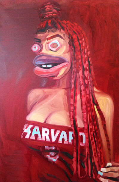 Caitlin Cherry, 'Harvard', 2017