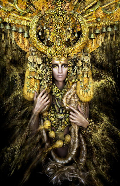 Kirsty Mitchell, 'Gaia, The Birth of an End', 2014