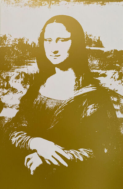 Andy Warhol, 'Mona Lisa - Sunday B Morning  - AfterWarhol 2019 (artist proof)', 2019