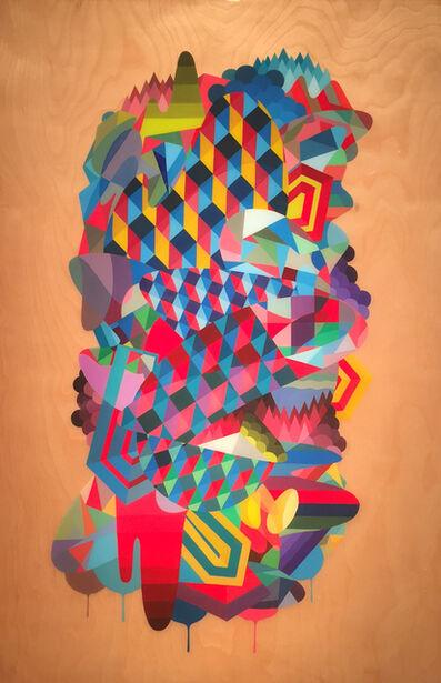 Daniel Burnett, 'Composition 3', 2016