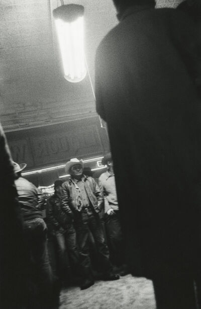 Robert Frank, 'Bar, Gallup, New Mexico', 1955-1956