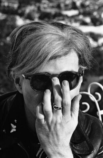 Steve Schapiro, 'Andy Warhol. Hand, Los Angeles, 1966', 1966