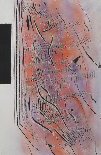 Dan Christensen, 'Queen of Hearts', 1986