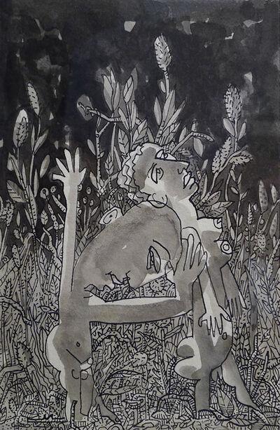 David deVillier, 'Confusion in the Garden'