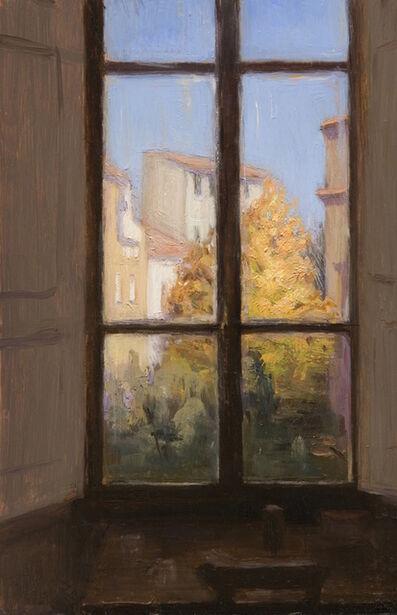 Melissa Franklin Sanchez, 'Studio in Fall', 2014