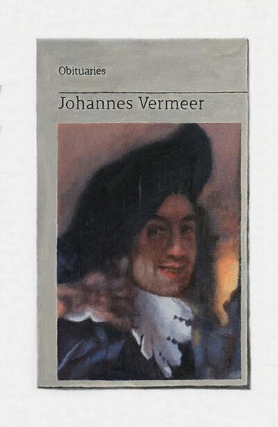 Hugh Mendes, 'Obituary: Johannes Vermeer', 2018