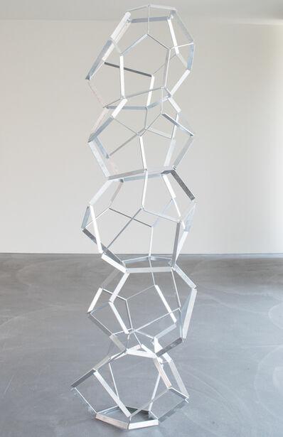 Beat Zoderer, '5 stöckiger Dodekaeder', 2017
