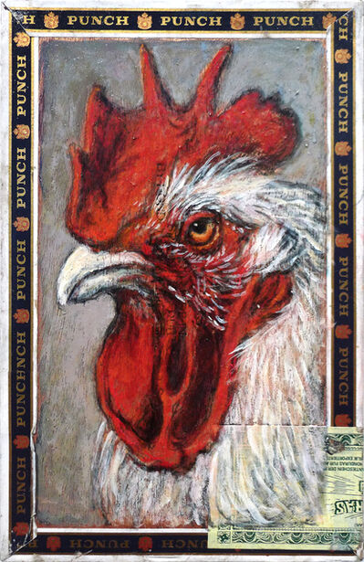 Ed Musante, 'Rooster / Punch'