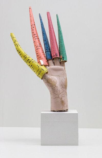 Jana Sterbak, 'Cones on Hand', 2019