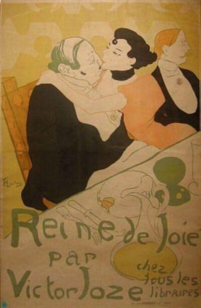 Henri de Toulouse-Lautrec, 'Reine de Joie', 1982