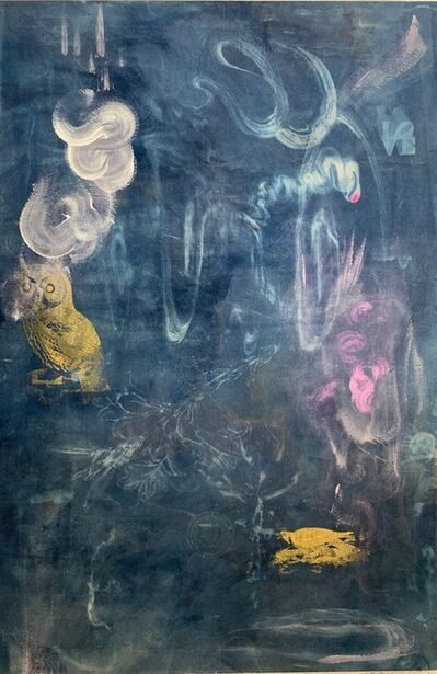 Peggy Cyphers, 'Garden Mist', 2019