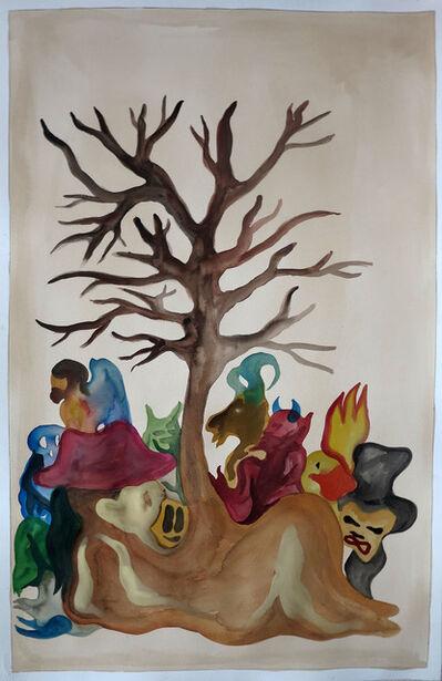 Fabien Verschaere, 'Empty tree', 2013