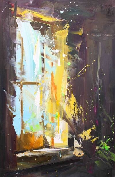 Paul Wright, 'Light Burst', 2017