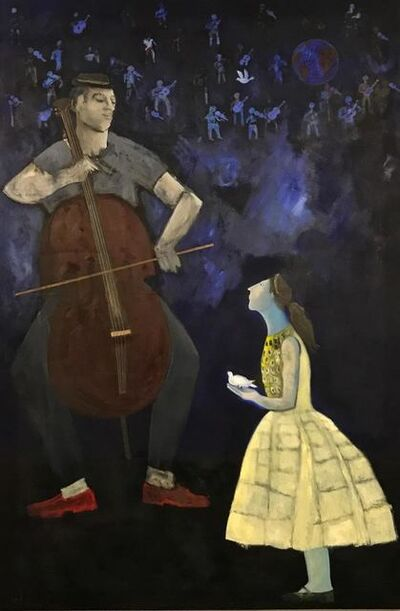 Orlando Agudelo Botero, 'SONATA A LA PAZ', 2017