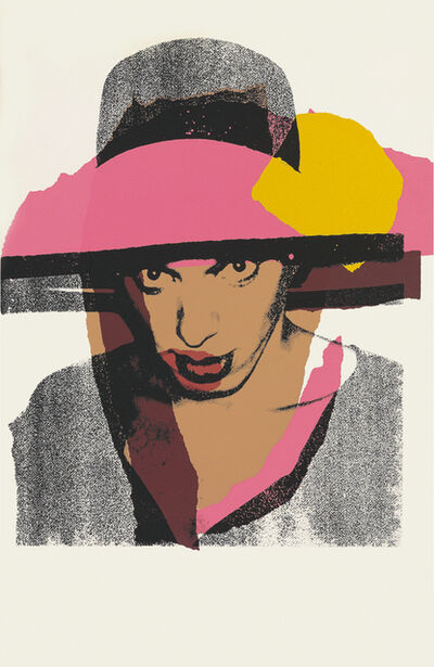 Andy Warhol, 'Ladies and Gentlemen II.130', 1975