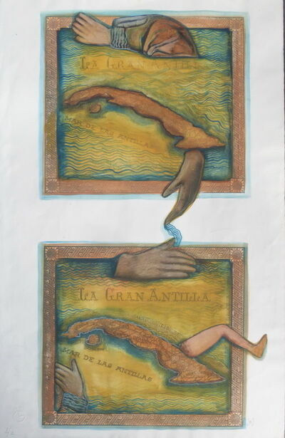 Jacqueline Brito, 'La Gran Antilla (The Great Antilles)', 2011
