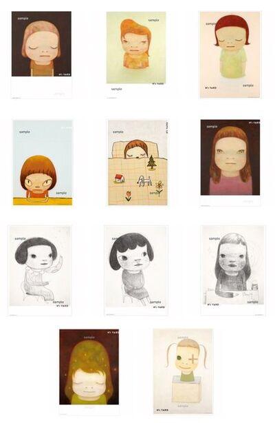Yoshitomo Nara, 'N's YARD Poster (Set of 11)', 2010-2020