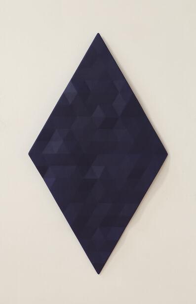 Rupert Deese, 'Upper Merced River / 4 (dark blue)'