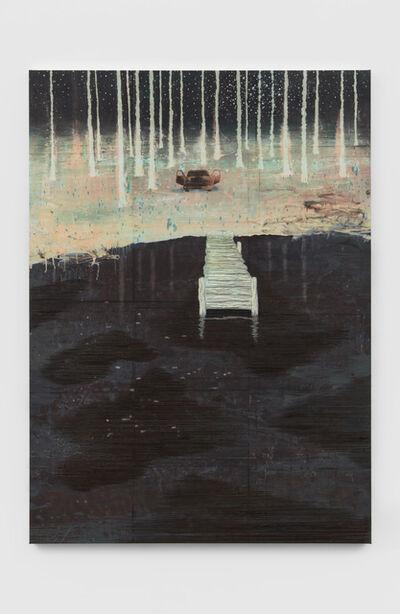 Michael Raedecker, 'stasis', 2021