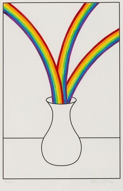 Patrick Hughes, 'Untitled (Rainbow Vase)'