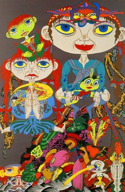 Keiichi Tanaami, 'Lurking', 2007