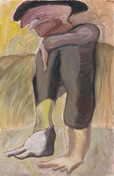 Kurt Hüpfner, 'Pilgrim', 1996