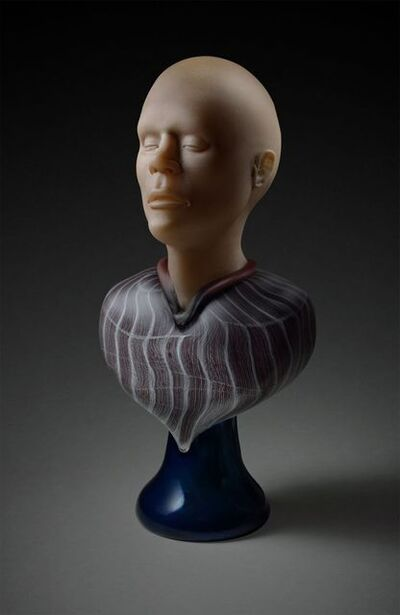 Ross Richmond, 'MALE BUST WITH PLINTH', 2017