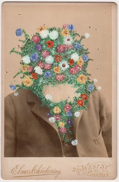 Tom Butler, '(Ten Elmers) Floral Elmer ', 2018
