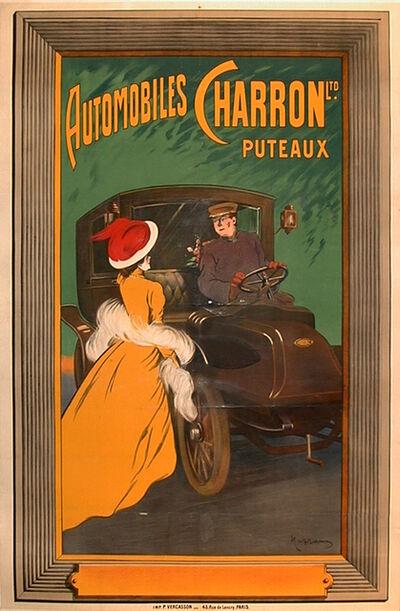 Leonetto Cappiello, 'AUTOMOBILES CHARRON', c.1908
